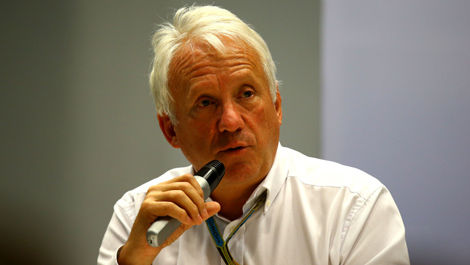 FIA Charlie Whiting