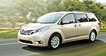2015 Toyota Sienna on sale now, starts at $30,690