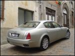 2005 Maserati Quattroporte Preview
