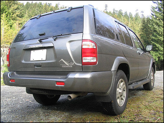 I See Pathfinders Everywhere, No Joke. So When I Heard That Iu0027d Be Spending  A Week In The 2004 Nissan Pathfinder Chinook Edition, I Had Mixed Feelings.