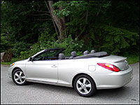 The Solara Convertible Lacks Nothing In Features When Compared To Its Coupe  Counterpart. (Photo: Trevor Hofmann, Canadian Auto Press)