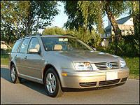 2004 Volkswagen Jetta Wagon TDI Editor's Review   Car Reviews   Auto123