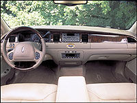 Lincoln Town Car D Occasion 1998 2002 Actualites Automobile