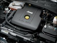 That Doesnu0027t Quite Work With The 2005 Jeep Liberty With The 2.8 Litre Turbo  Diesel Inline Four, Since There Are A Few Significant Changes From A Normal  ...