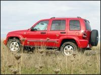 As Is The Way Of These Things, The 2005 Jeep Liberty Common Rail Diesel (CRD)  Model Is More Expensive Than A Comparable Model With A Gasoline Engine, ...