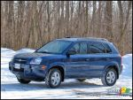 2005 Hyundai Tucson GL Preview