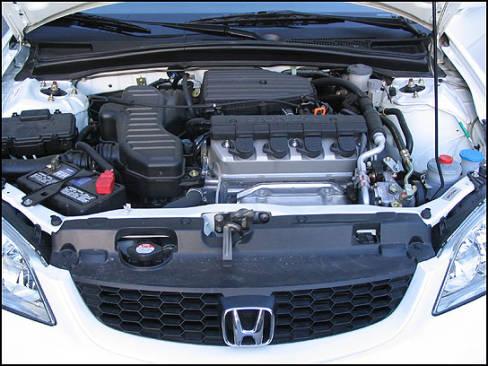 2005 Honda Civic Reverb Road Test Editors Review Car News Auto123