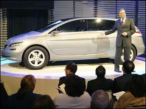 2005 Hyundai Portico Concept Car News Auto123