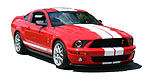 Ford Shelby Cobra GT500 Joins Steeda Mustangs at Sebring