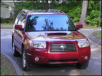 2006 Subaru Forester 2 5XT (Video Clip) Editor's Review