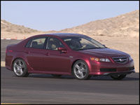 Acura ASpec A Secret That Shouldnt Be Car News Auto - 2005 acura tl lowering springs