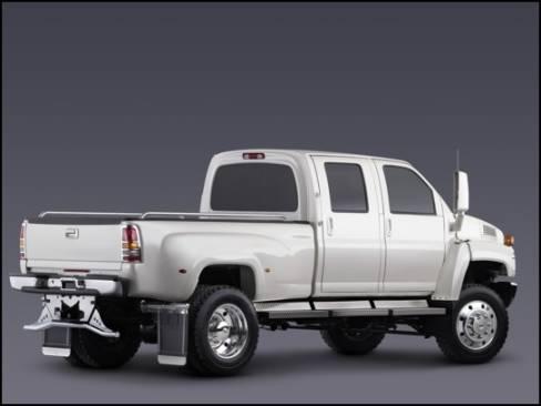 Chevrolet crée un camion encore plus gros que son ...