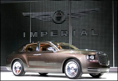 2006 Chrysler Imperial Concept Car News Auto123