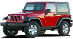 Premières impressions: Jeep Wrangler / Unlimited 2007