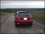 2007 Acura RDX Road Test
