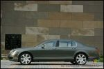 2007 Bentley Continental Flying Spur Road Test