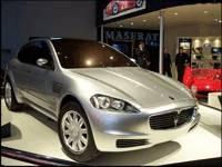 2003 Maserati Kubang GT Wagon Concept | concept-cars | Auto123