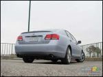 2007 Lexus GS 450h Road Test