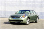 Nissan's Altima Hybrid to arrive in Canada early 2007