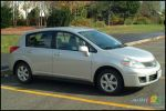 2007 Nissan Versa 1.8 SL Road Test