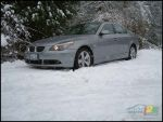 2007 BMW 530xi Road Test