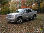 2007 Cadillac Escalade EXT Road Test