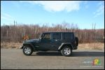 2007 Jeep Wrangler Unlimited Rubicon Road Test