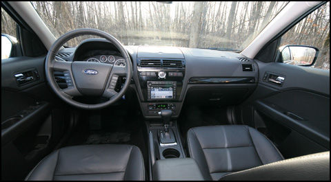 2007 ford fusion sel awd road test editor's review   car reviews