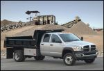 Dodge introduces 2008 Ram 4500 and 5500 Chassis-Cab models at the Chicago Auto Show