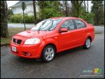 Essai : Pontiac Wave SE Berline 2007