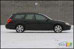 2007 Subaru Legacy 2.5GT Wagon Road Test