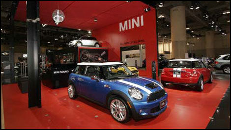 Toronto Autoshow Bmw And Mini Picture Gallery Car News Auto123