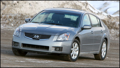 Great 2007 Nissan Maxima 3.5 SL Road Test