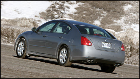 2007 Nissan Maxima 3.5 SL Road Test
