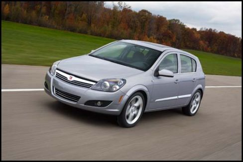 2008 Saturn Astra at the Vancouver Auto Show | Car News
