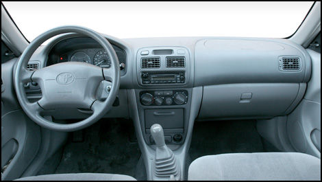 1998 2002 toyota corolla pre owned car news auto123 - 1998 toyota camry interior parts ...