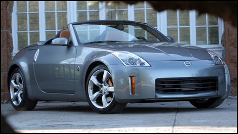 2007 nissan 350z roadster road test editor's review | car reviews