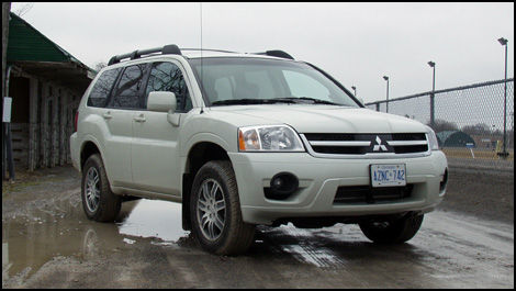 2007 Mitsubishi Endeavor >> 2007 Mitsubishi Endeavor Se Awd Road Test Editor S Review