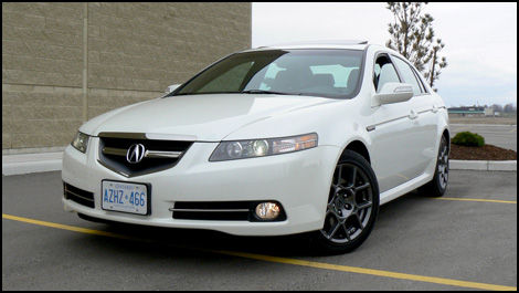 2007 acura tl type s road test editor 39 s review car news auto123. Black Bedroom Furniture Sets. Home Design Ideas