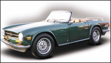 Triumph TR6 : Fine Lines | Car News | Auto123