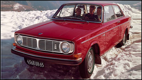Volvo 144 Fine Lines Car News Auto123