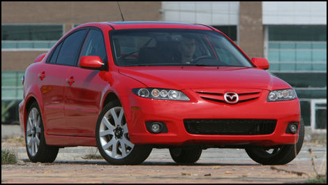 2007 mazda6 sport gt v6 road test editor 39 s review car news auto123. Black Bedroom Furniture Sets. Home Design Ideas