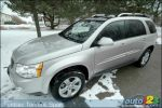 Pontiac Torrent Sport AWD 2007 : Essai