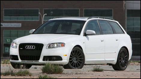 Audi A Avant Road Test Editors Review Car Reviews Auto - Audi a4 2007