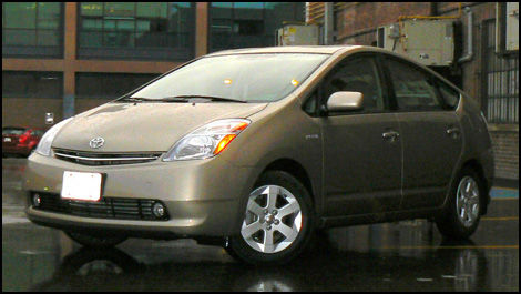 2007 toyota prius road test editor 39 s review car news auto123. Black Bedroom Furniture Sets. Home Design Ideas