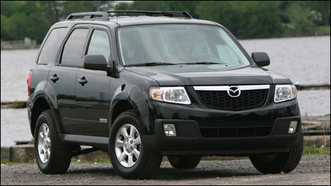 2008 mazda tribute gt awd road test editor's review   car news