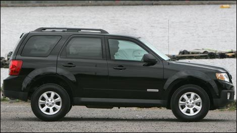 2008 mazda tribute gt awd road test editor's review | car reviews