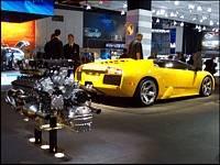 2003 Lamborghini Murcielago Roadster Concept Car News Auto123