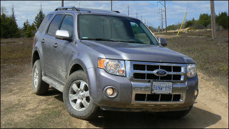 2008 ford escape 4x4 xlt limited road test editor 39 s review car news auto123. Black Bedroom Furniture Sets. Home Design Ideas