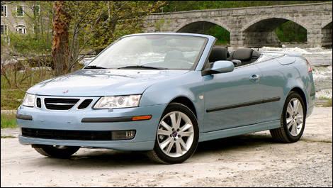 2007 saab 9 3 aero convertible road test editor 39 s review car reviews auto123. Black Bedroom Furniture Sets. Home Design Ideas